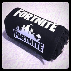 Fortnite pencil bag EUC